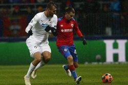 画像:CSKAモスクワ、ホームでヴィクトリア・プルゼニに逆転負け…西村は出番なし