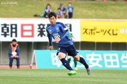 画像:富山、石坂元気との契約満了を発表「地元でデビューさせてくれたクラブに感謝」