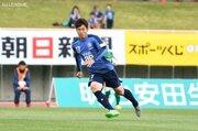 富山、石坂元気との契約満了を発表「地元でデビューさせてくれたクラブに感謝」