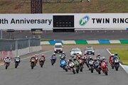 全日本ロードレースの2018年カレンダー発表。JSB1000は全13レース開催