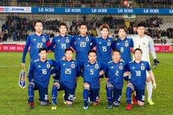 画像:日本代表、W杯初戦は前回敗戦のコロンビアと…GS移動距離は2400キロ