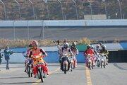スーパーカブのレースに亜久里、小暮、マルケス、ペドロサ出場/ホンダサンクスデー
