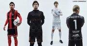 札幌、ミズノ提供の来季ユニフォーム発表! 1stのデザインは「『赤と黒は我なり』を表現」