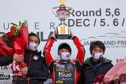 スーパーフォーミュラ・ライツ第14戦鈴鹿:宮田莉朋が今季10勝目で2020年チャンピオン獲得!