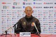 福島、田坂監督との契約満了を発表「道半ばでチームを離れるのは寂しいですが…」