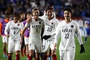 鹿島の三竿と鈴木、Jリーグアウォーズ参加決定…共に優秀選手賞を受賞