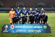 U19日本代表、DF角田涼太朗が不参加に…MF伊藤洋輝ら3選手を追加招集