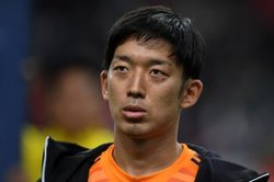 画像:GK権田修一、アジアカップでは「最高の結果を持って帰れるように」