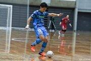 水上玄太(北海道)、Fリーグ史上初の300試合出場を達成