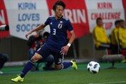 室屋成、初のアジア杯へ意気込み「チームの勝利に貢献できるように」