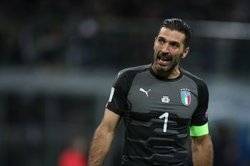画像:ブッフォンがイタリア代表復帰を示唆? 「必要とされる限りは…」