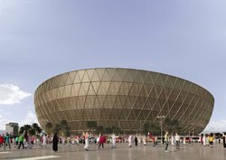 画像:2022年カタールW杯決勝が行われる新スタジアムのデザイン・構想が発表!