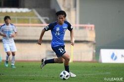 画像:横浜FCの前嶋洋太が来季も富山へ育成型期限付き移籍…J3で今季7得点