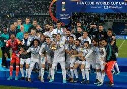画像:レアル、クラブW杯へ25選手を招集…3連覇目指し準決勝で鹿島と対戦
