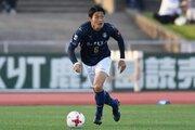 鹿児島、DF田中との契約更新を発表「全力で一所懸命プレーします」