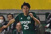 水戸、松本MF志知孝明が完全移籍加入…今季2試合出場「全力で戦います!」