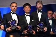 FIA IDC:FIA表彰式にドリフト王者の川畑真人が出席。カテゴリー初の受賞者に