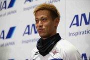 本田圭佑が2017年を「満足できるものではない」と総括…来年の目標は?