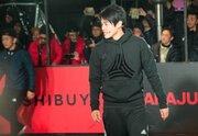 アディダスのフットボールイベントに登場した内田篤人が全力プレーを披露「勝ちに徹しました」