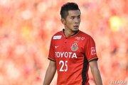 名古屋が前田直輝との契約更新を発表…今夏加入でJ1リーグ戦7得点