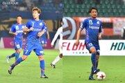 J1昇格の長崎、主力2選手の契約更新を発表…DF乾大知とMF幸野志有人