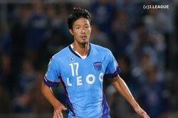 画像:横浜FCのDF楠元秀真が富山へ完全移籍「経験を活かせるよう努力を重ねていく」