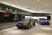 スバル、歴代WRCカーなどを展示するSTIギャラリーをリニューアル。1月6日に再オープン