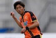甲府、新潟のMF小塚和季を完全移籍で獲得…今季は山口にレンタル加入