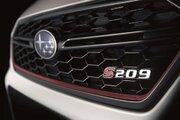 スバル・STIのSシリーズ最新作『S209』が2019年デトロイトショーで初公開へ