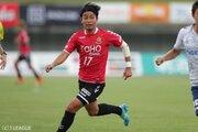 福島、湘南から期限付き加入中のMF前田尚輝の移籍期間延長を発表