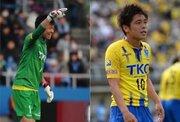 J2昇格の栃木、GK竹重安希彦とMF杉本真との契約更新を発表
