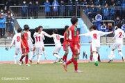 東福岡が2回戦進出…主将・福田湧矢のPK弾など3ゴールで尚志を撃破