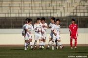 170センチ未満の選手が7人を占める旭川実 次戦はさらなる「全員サッカー」を目指す