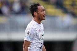 画像:岐阜、FW難波宏明と契約更新…今季J2で37試合出場9得点