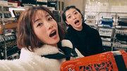 石原さとみ、アコーディオンに挑戦!東京メトロ新CMソングに絢香&三浦大知