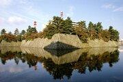 何に備えてるの?福井県庁は「日本一の防御力」 お堀に石垣、隣には県警本部まで...