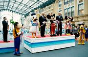【ディズニー】35周年イベまであと100日! 記念すべき開園当日の様子をプレイバック!