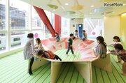 子どもの遊びを可視化、預かり型の屋内遊び場「KOKO」1/26開業