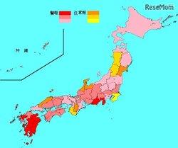 画像:【インフルエンザ17-18】全47都府県で注意報レベル、推計患者数累計554万人