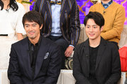 阿部寛が渋谷で人生相談、溝端淳平も登場!「夜会」