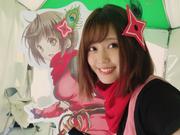 忍者萌えキャラ「伊賀嵐マイ」アニメPV化へ! 応援クラウドファンディングが始動