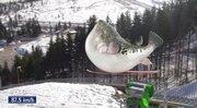 「ふぐ」がスキーやスノボに挑戦! 大分県臼杵市の「実況動画」が妙にリアル