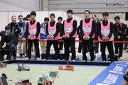 高校生ロボットアメリカンフットボール全国大会&世界大会2/17…観覧自由