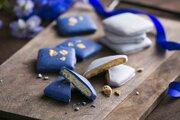 群青の夜空をイメージ!銀河を食べる青色チョコレート誕生