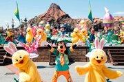 【ディズニー】春の主役は黄色いあの子!? TDSイースターは新プログラムも