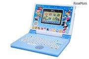 ディズニーキャラ100以上登場、パソコンとタブレットの2Way玩具…3/23発売