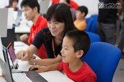 富士通のプログラミング教室、春の体験会…小中学生対象