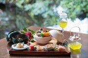 嬉野茶を生かした、香り高い料理を提供 「嬉野茶時 in 雲海」