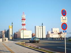 画像:「新潟市にあまり雪降らない」のは、佐渡島があるからなのか