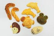 チンアナゴやペンギンがキュートなパンに! 京都水族館の「すいぞくパン」に新たな仲間が登場